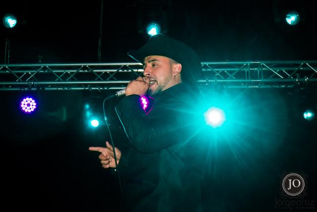 October 12, 2013 - Juan Rivera cantando en San Fernando y despues en El Potrero Night Club en Cudahy, CA.  --by Jorge Ortiz Photography