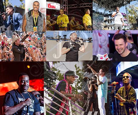 Uforia Music Festival 2014