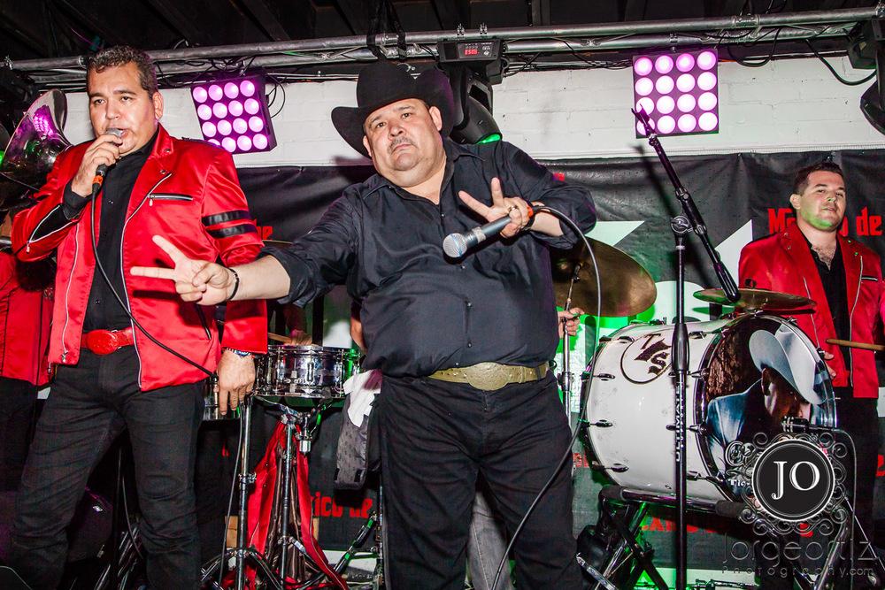 """Jose Angel Ledezma Quintero """"El Coyote de Sinaloa"""" y Su Banda Tierra Santa en Mexico De Noche - Anaheim, CA  https://www.facebook.com/elcoyotemusic"""