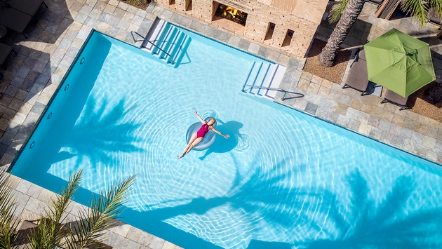 PHOTO: Well & Being at the Fairmont Scottsdale Princess. (photo courtesy of Fairmont Scottsdale Princess)