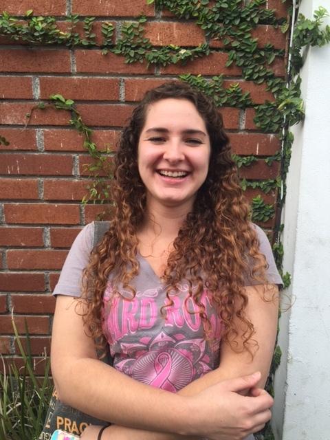 Daniela Beltrán Guerra. 22 años. Estudiante de 9no semestre de UDEM. Diseño Industrial.