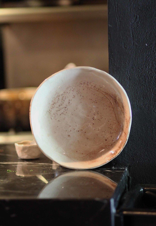 Bowl plano para chilaquiles 24 cm de diámetro