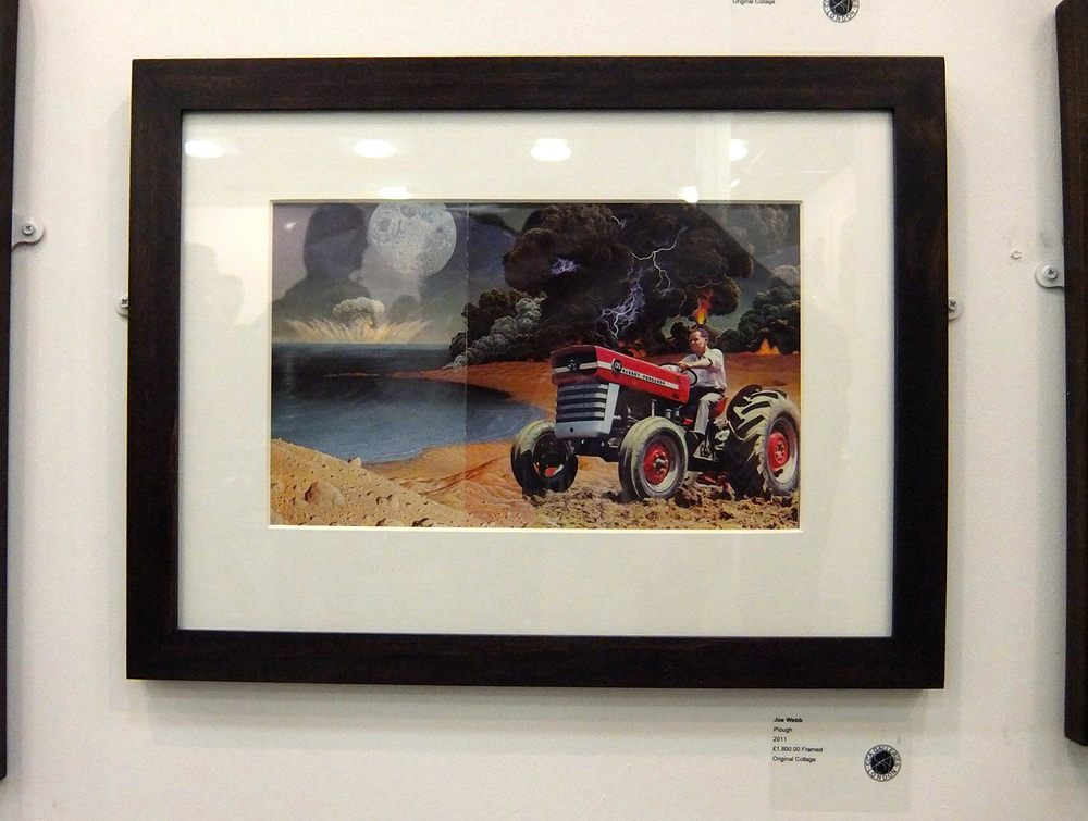 'Plough' at Art 14