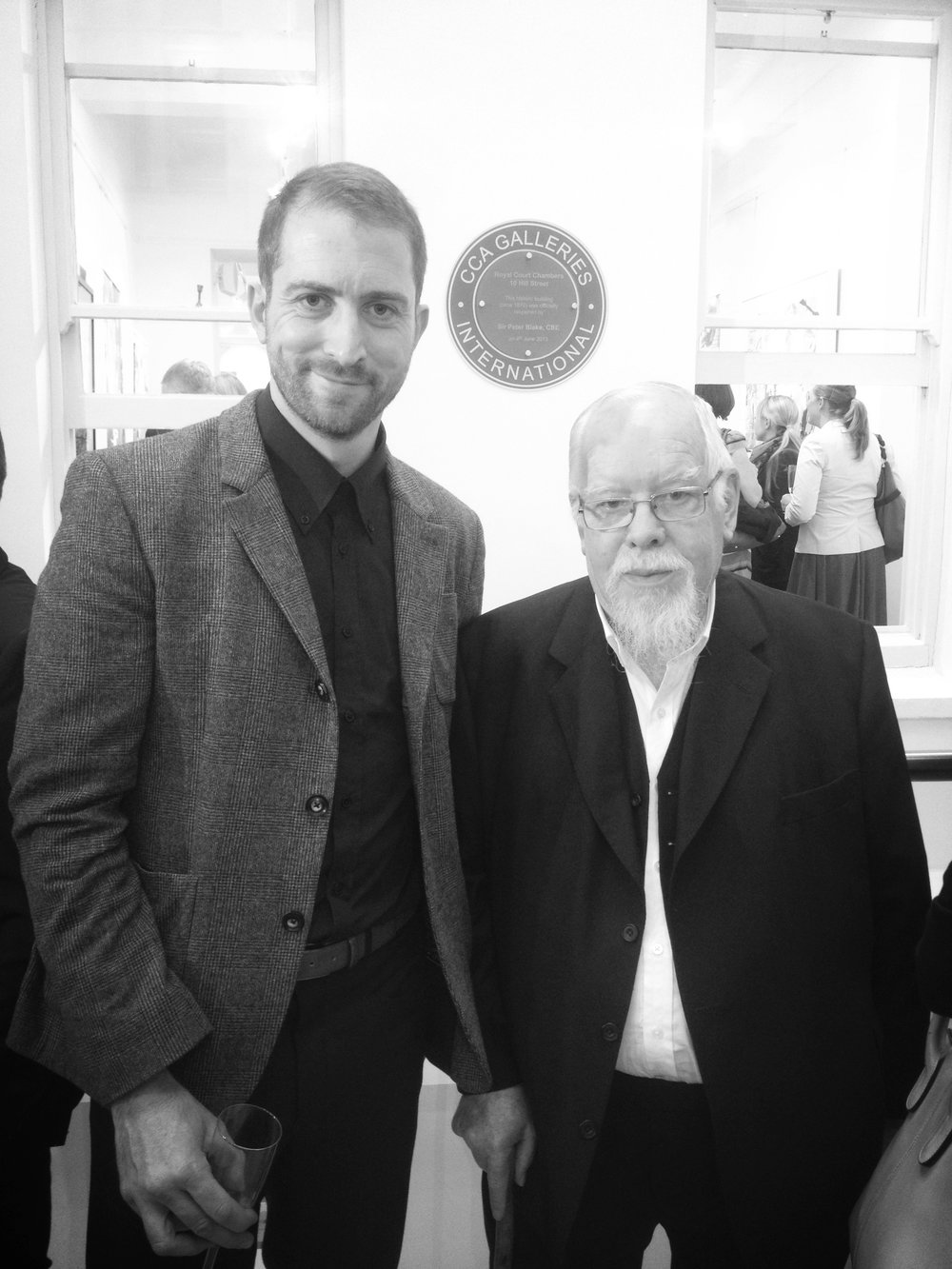 Sir Peter Blake & Joe Webb