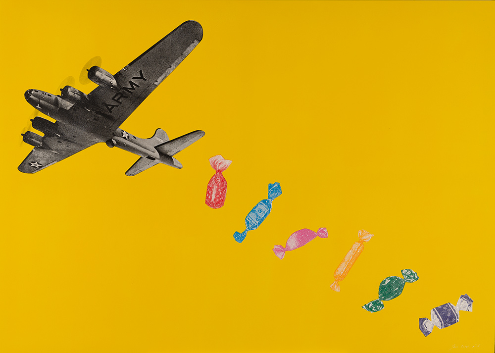 Candy Bomber - Yellow