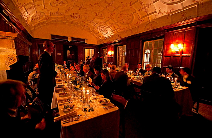 Launch Event: Montes Taita  an Adam Aleksander event October 21, 2013 - Academy Mansion  Producer / Director   An elegant tasting event for Montes Wines at a 1920s mansion, preceded by a whimsical, performance-driven, map point journey through Central Park. A unique marriage of the excitement of experiential multi-point adventure and the elegance of a vertical tasting. Baroque dance ensemble, Company XIV, headlined this event. The night culminated in a three course feast accompanied by charmingly scratchy recordings played on a vintage, hand-cranked victrola.