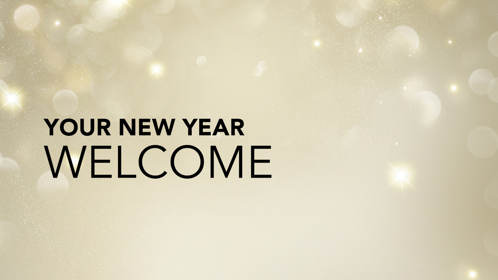 Your New Year — Ben Brooks