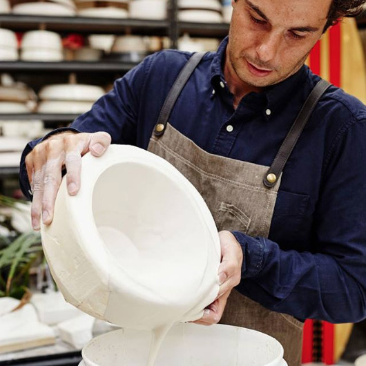 New evening workshop! On Wednesday 20th June and 27th June come and learn how to create your own plaster moulds and to cast with porcelain slip to create complex shapes that cannot be produced by other methods. Based at my Marrickville studio.  When: Wednesday 20th June and Wednesday 27th June (6:30-8.30 pm) Where: My studio, Studio P1A, 20-28 Carrington Road, Marrickville NSW Cost: $175 which includes - Both nights tuition, cup/bowl prototype to mould, use of all required tools and equipment during class, all plaster, porcelain slip, glaze and any required materials and all firing costs required to complete your porcelain pieces.  Contact me for more info at hayden@haydenyoulley.com