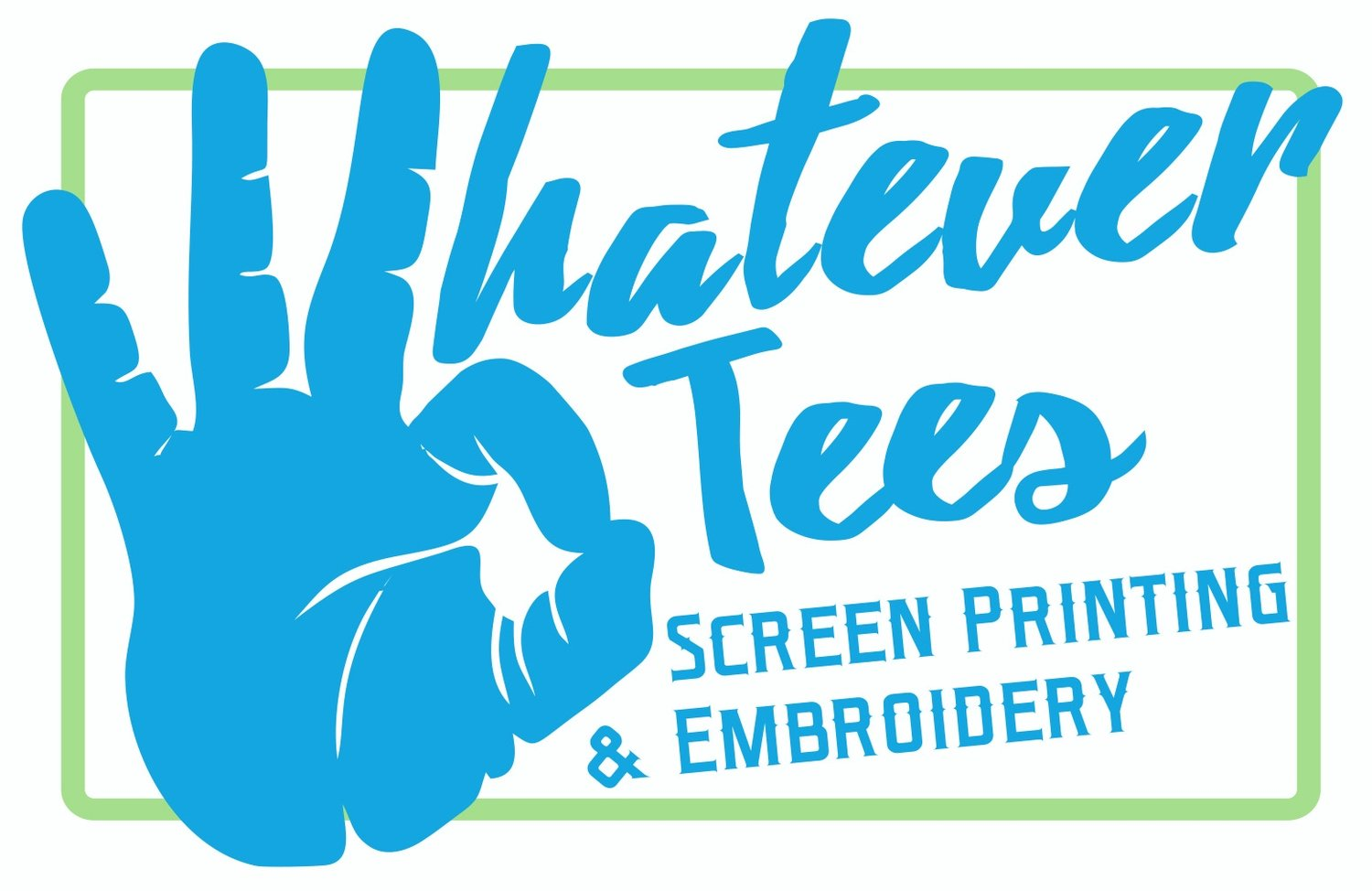 Whatever Tees - Screen Printing - Embroidery - Lakeland, FL