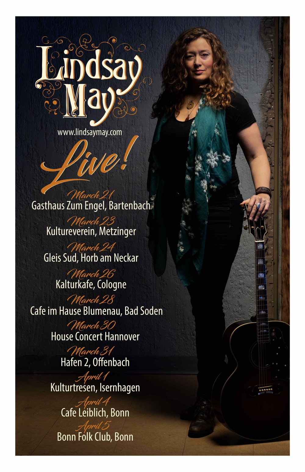 Lindsay May March 2019 tour poster small.jpg