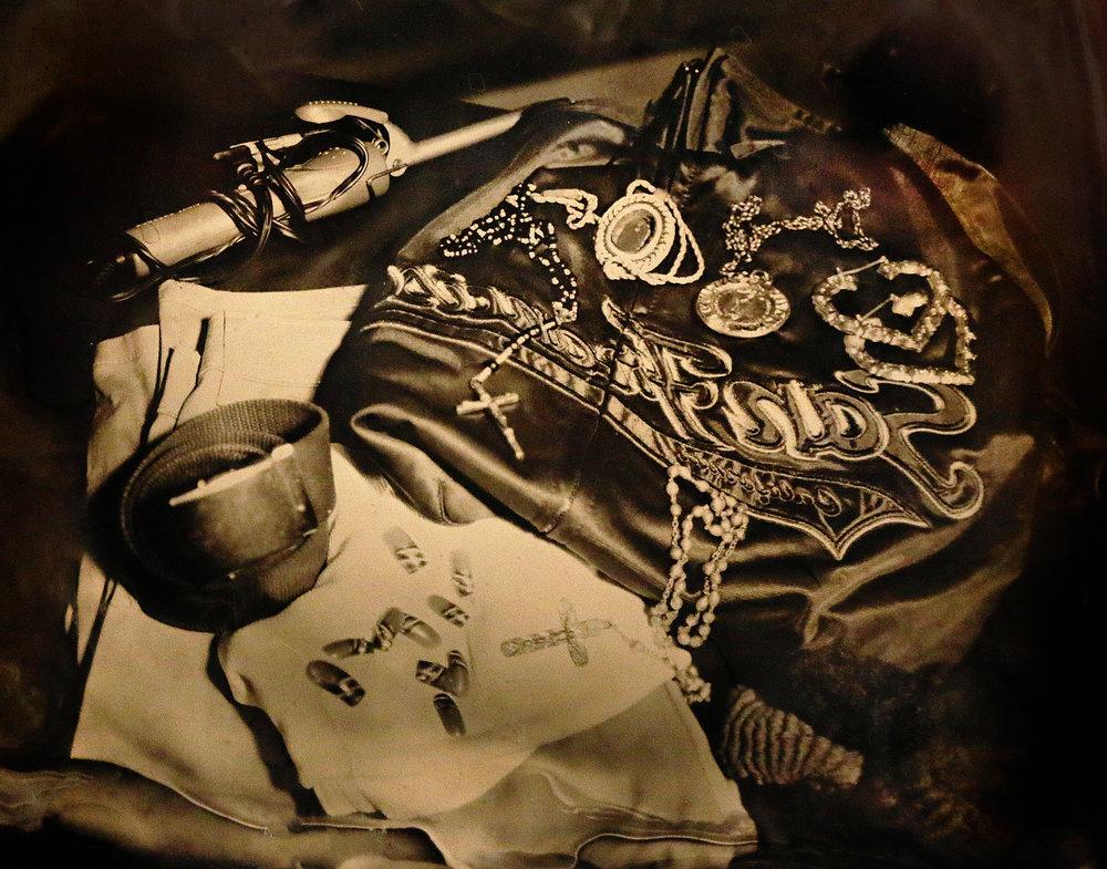 Objetos Sagrados  (Daguerreotype)
