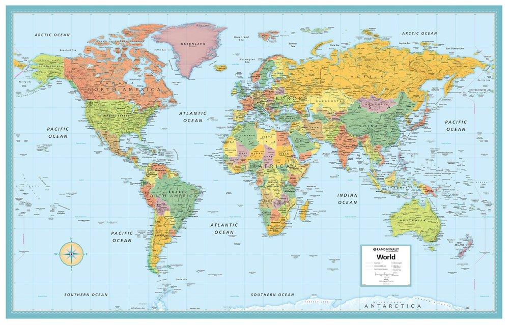 randmcnally map