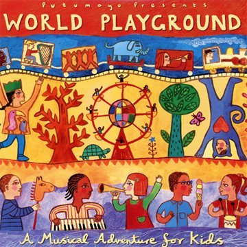 CD: World Playground by Putumayo | Amazon $9