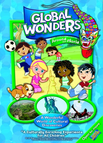 DVD: Around the World Global Wonders | Amazon $10