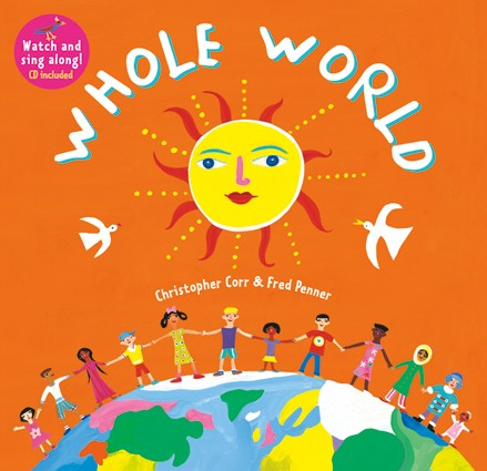 Book + CD: World World  by BareFoot books BareFoot.com $10 Sing along and learn about world ecosystems
