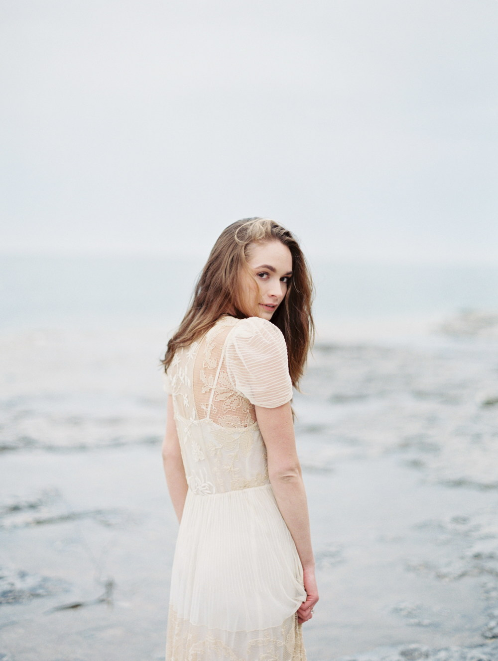 Kyle John l Fine Art Wedding Photography l Chicago, Copenhagen, California, New York, Destination l Blog l Cave Point_15