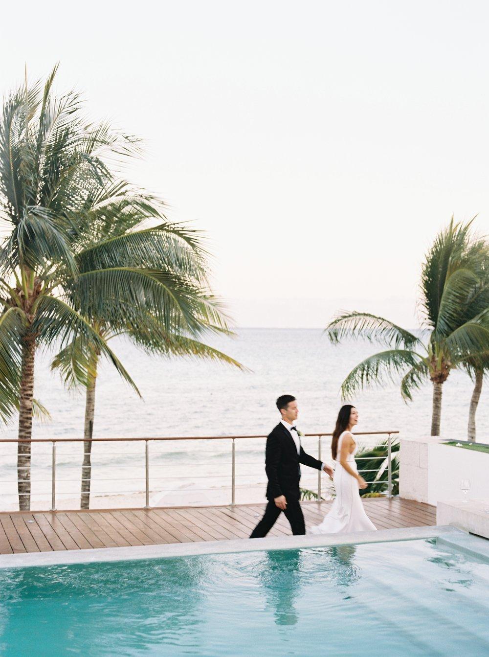 Kyle John l Fine Art Wedding Photography l Chicago, Copenhagen, California, New York, Destination l Blog l Brooke Boyd_The Film Poets_Tulum Wedding_38