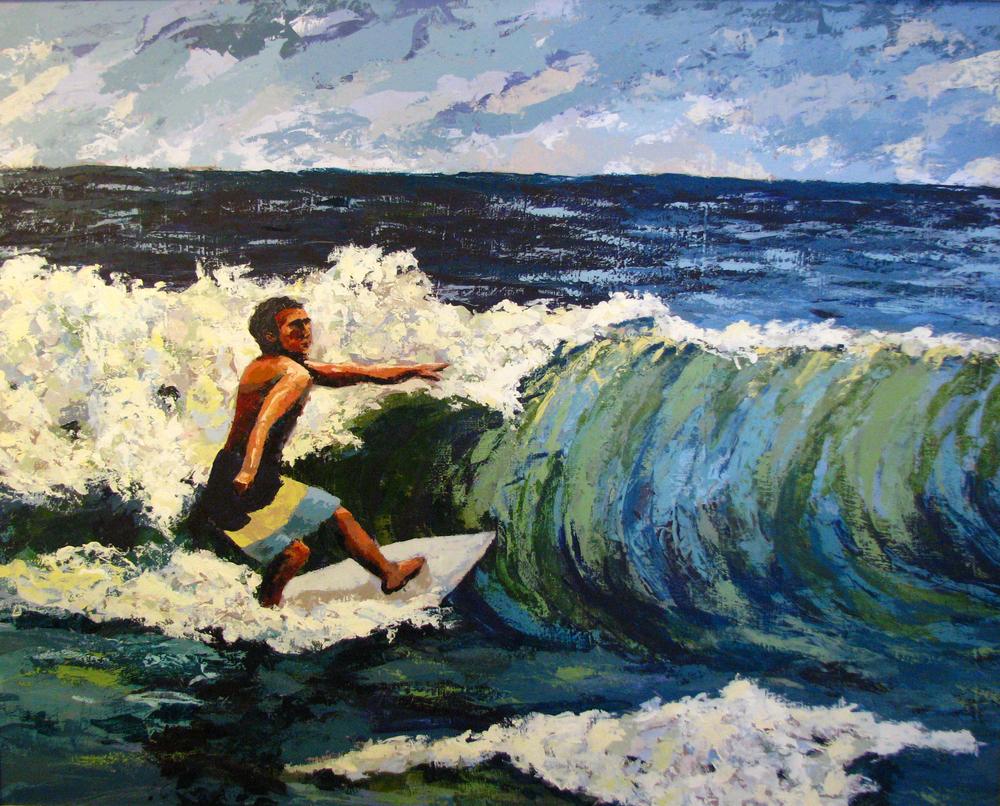 Coastal Interaction: Water Power