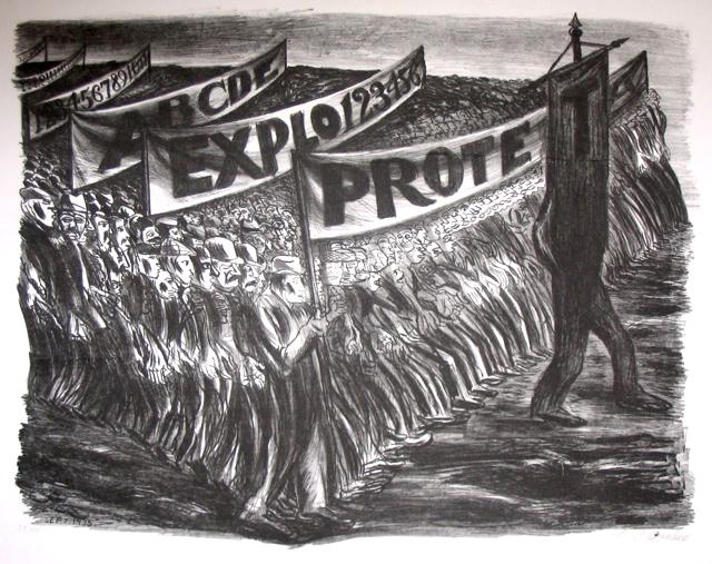 Parade (Manifestacion).