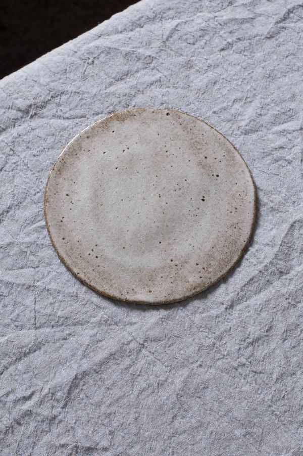 Lunar Bread Plate Approx 16.5cm D x 0.5cm H