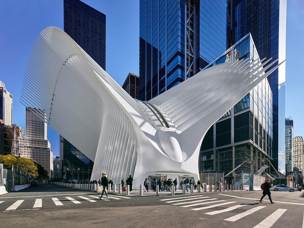 World Trade Center Transportation Station