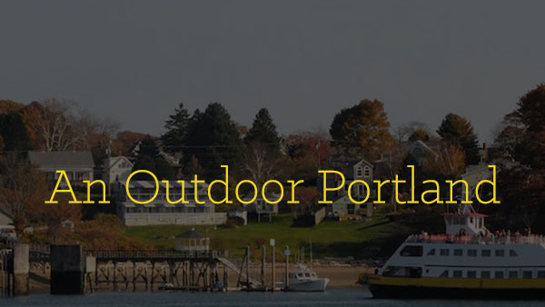 An Outdoor Portland