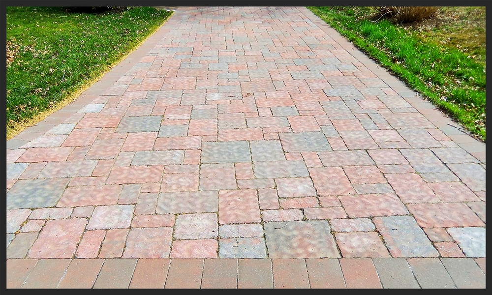 Munz Construction Pavers