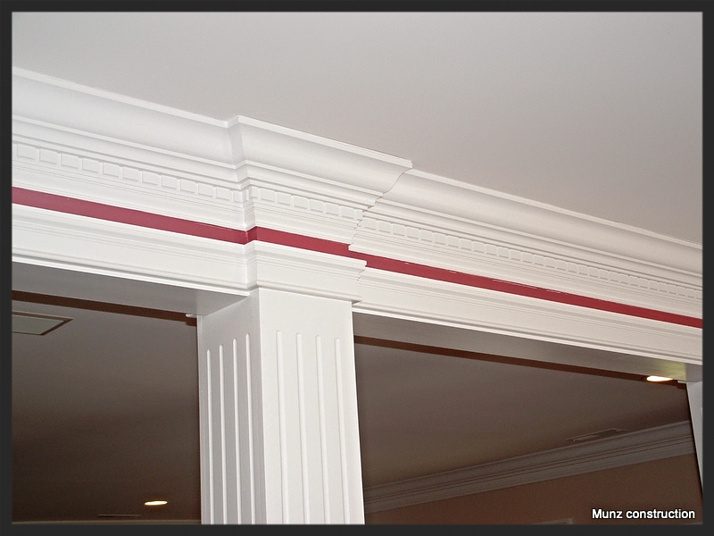 Munz Construction Trim Work