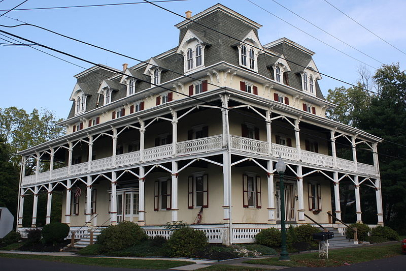 "Ivyland's Historic ""Temperance House Hotel"""