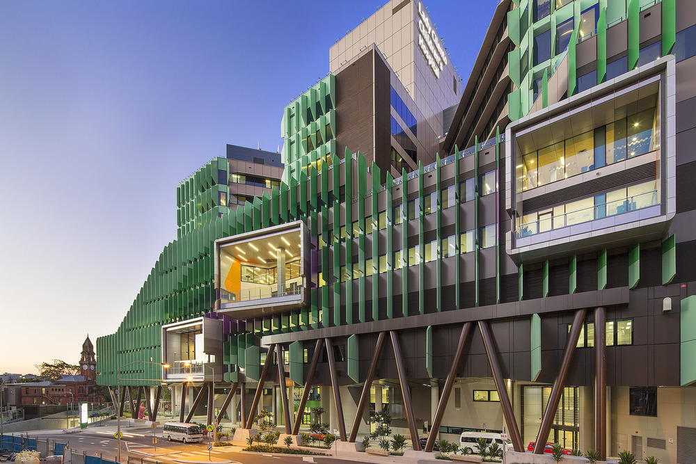 Lady Cilento Brisbane Architecture