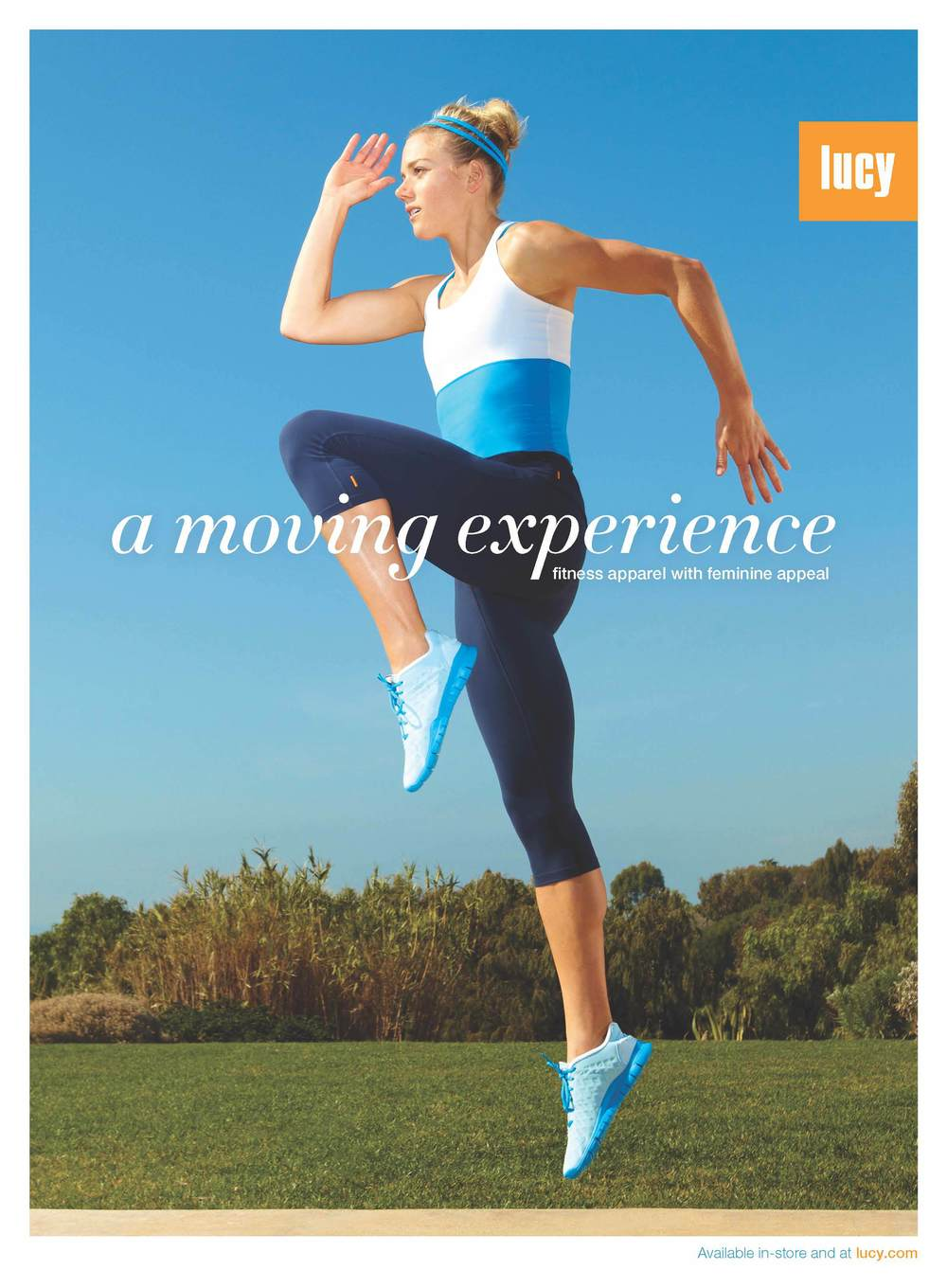 Lucy Activewear Summer 12