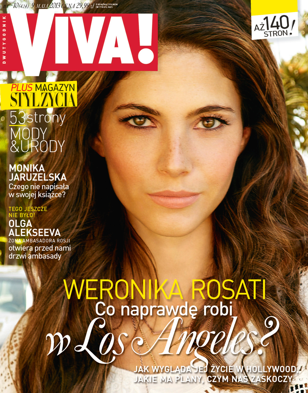 ViVA Magazine  W/Weronika Rosati