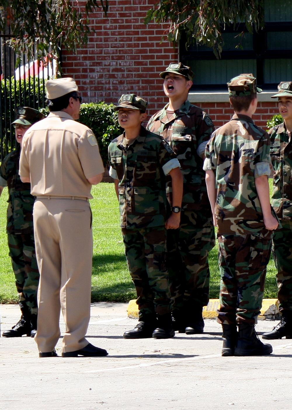Nlcc U S Naval Sea Cadet Corps