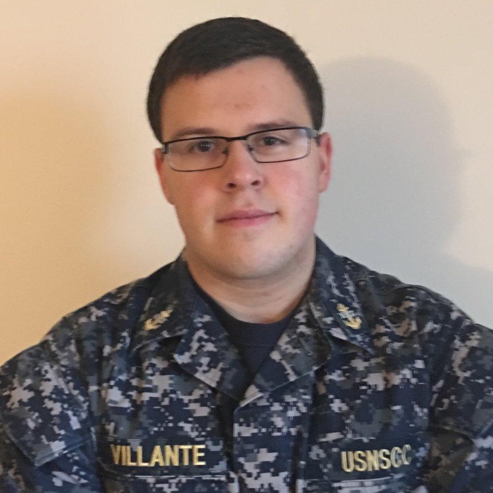 CPO Anthony Villante