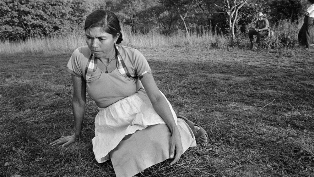 """Susan Meiselas, 'Rufina Amaya. Survivor of """"El Mozote"""" massacre. El Salvador,' 1982.(© Susan Meiselas/Magnum Photos)"""