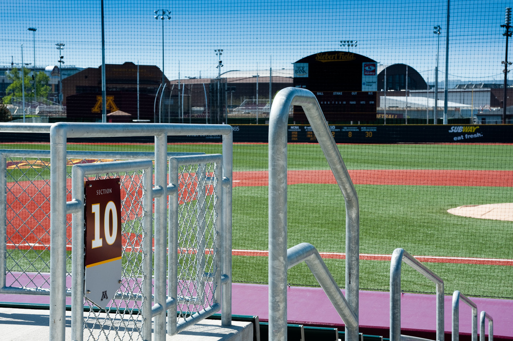 Siebert Field, UofM