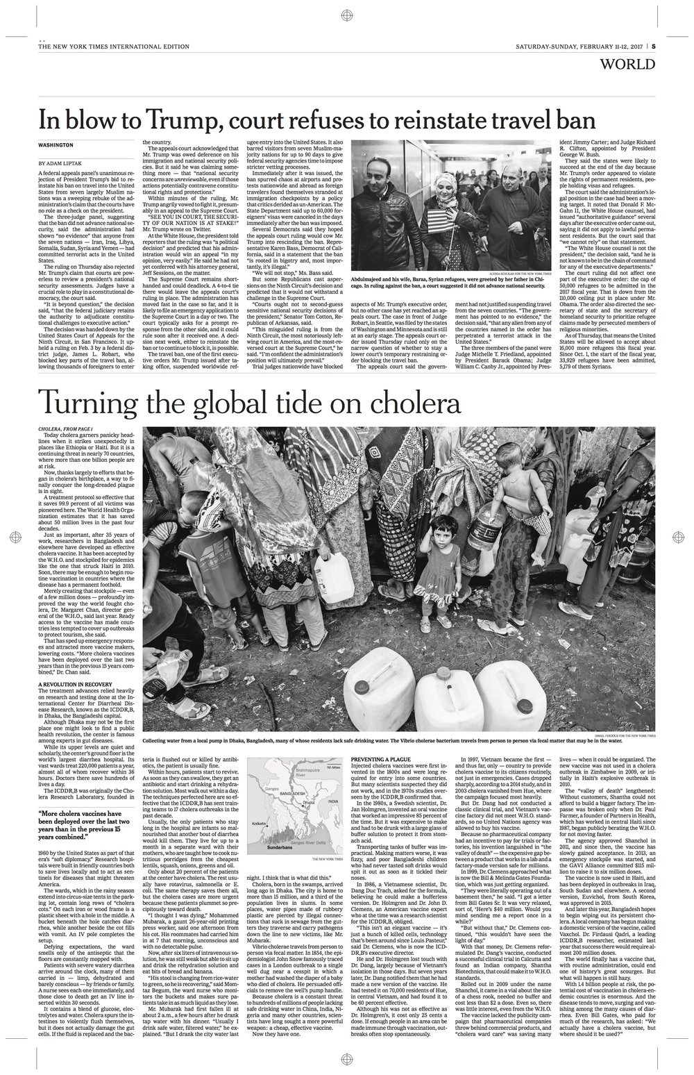 The New York Times Science-Cholera-5