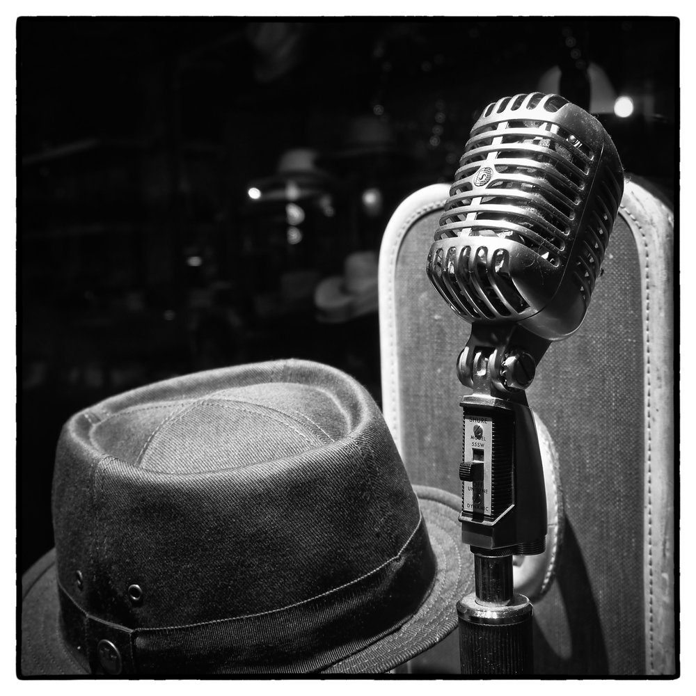 Hats and Microphone
