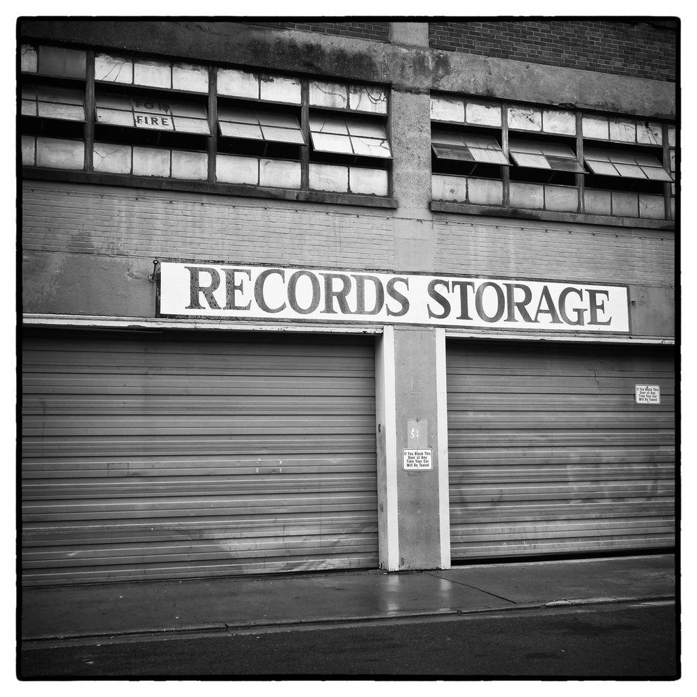 Records Storage