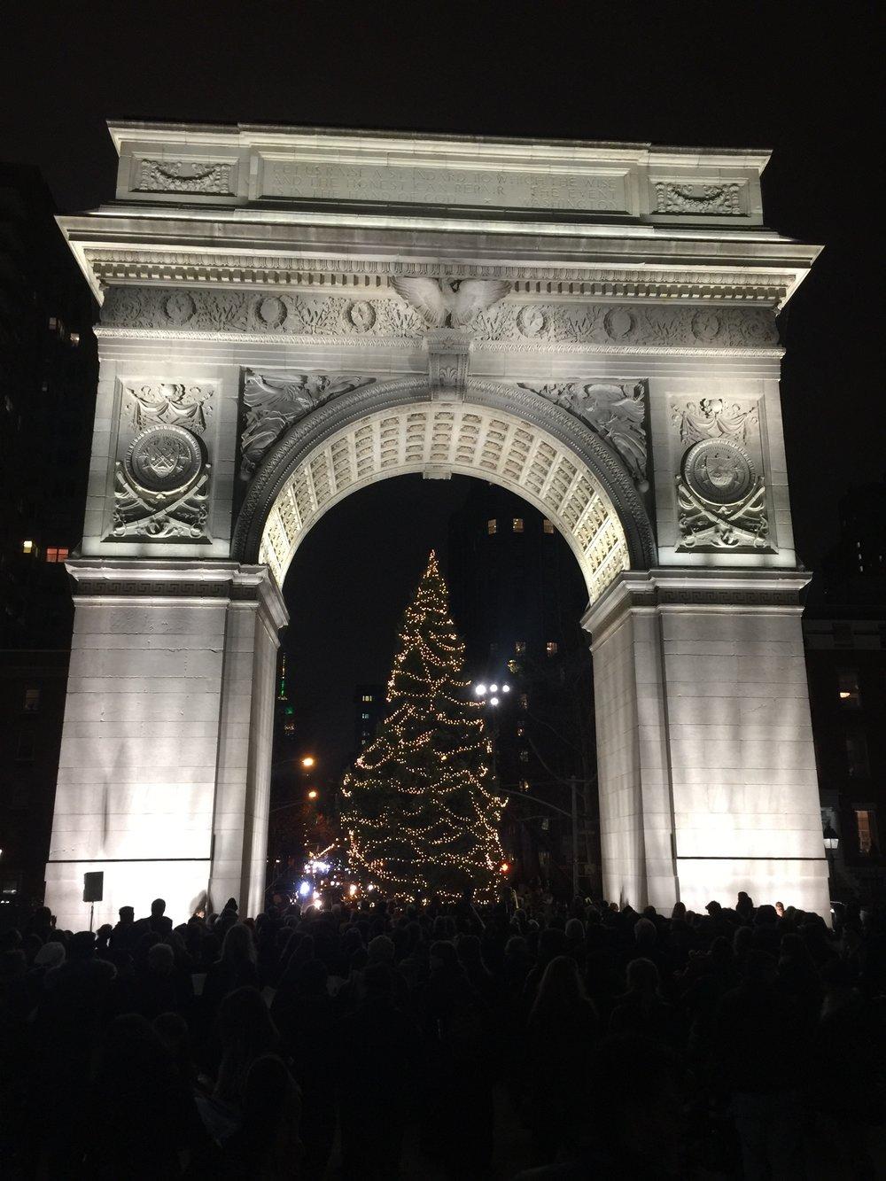 Upcoming Events — The Washington Square Association