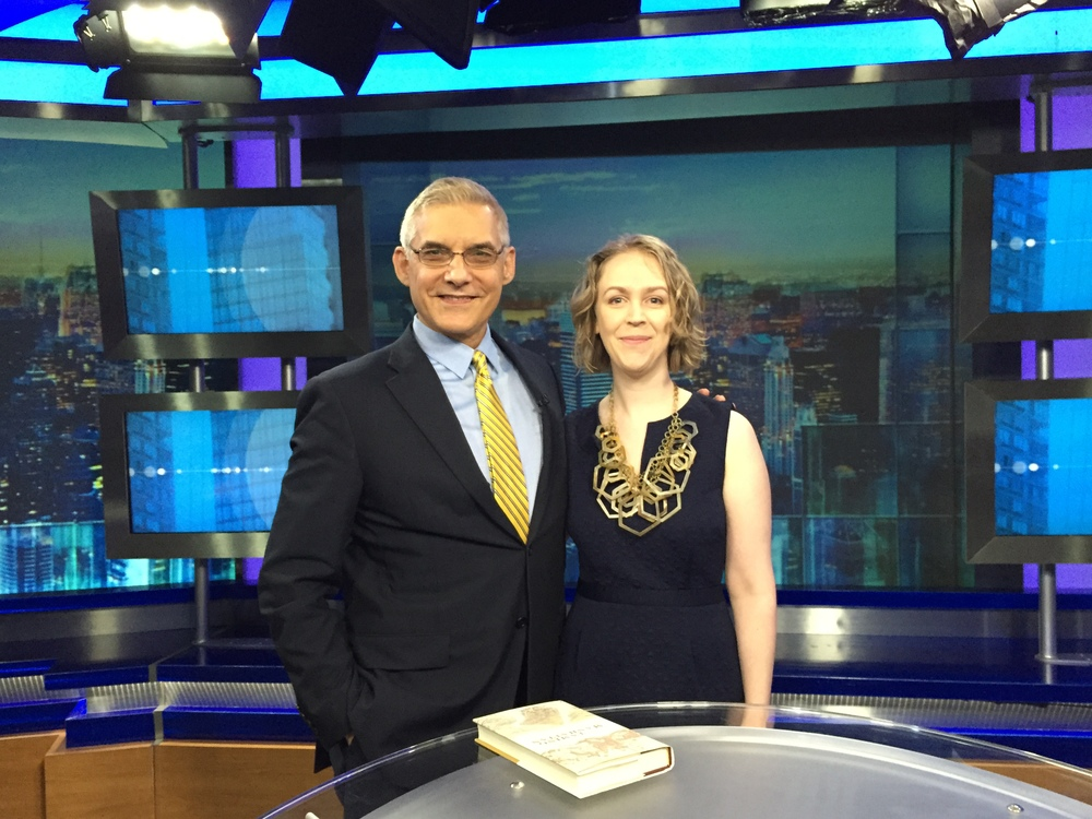 Speaking with Raphael Pi Roman of PBS's Metrofocus (aired February 2, 2016)