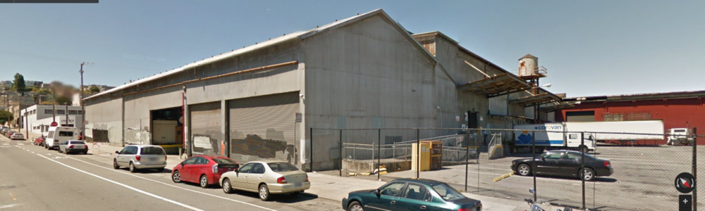Save the Hill - Conceptual adaptive reuse proposal for Potrero Hill community group