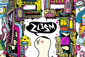 ZLISM〈DOORS〉EXHIBITION 原創插畫展 2014/2/27-2014/3/26