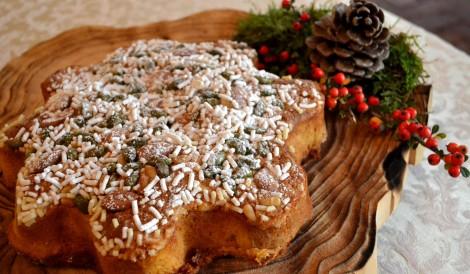 在維洛那(Verona)當地,星星狀的甜麵包 娜妲莉 (nadalin)被認為是潘多洛的近親先祖,雖然口感不如潘多洛柔軟,外型也不是這麼令人驚豔,但比起廣受世界各地人民歡迎的潘多洛,這種純樸的星形鄉村甜麵包卻更是令人孰悉的在地風味。    圖片來源於此