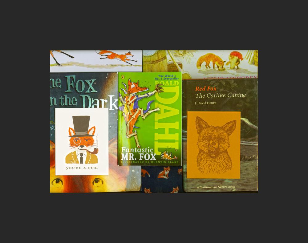 A Literary Fox