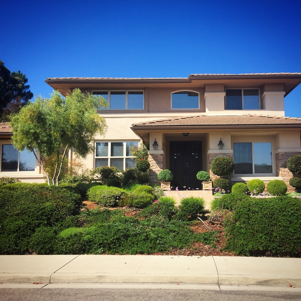 Exterior House Painting - Arroyo Grande, CA