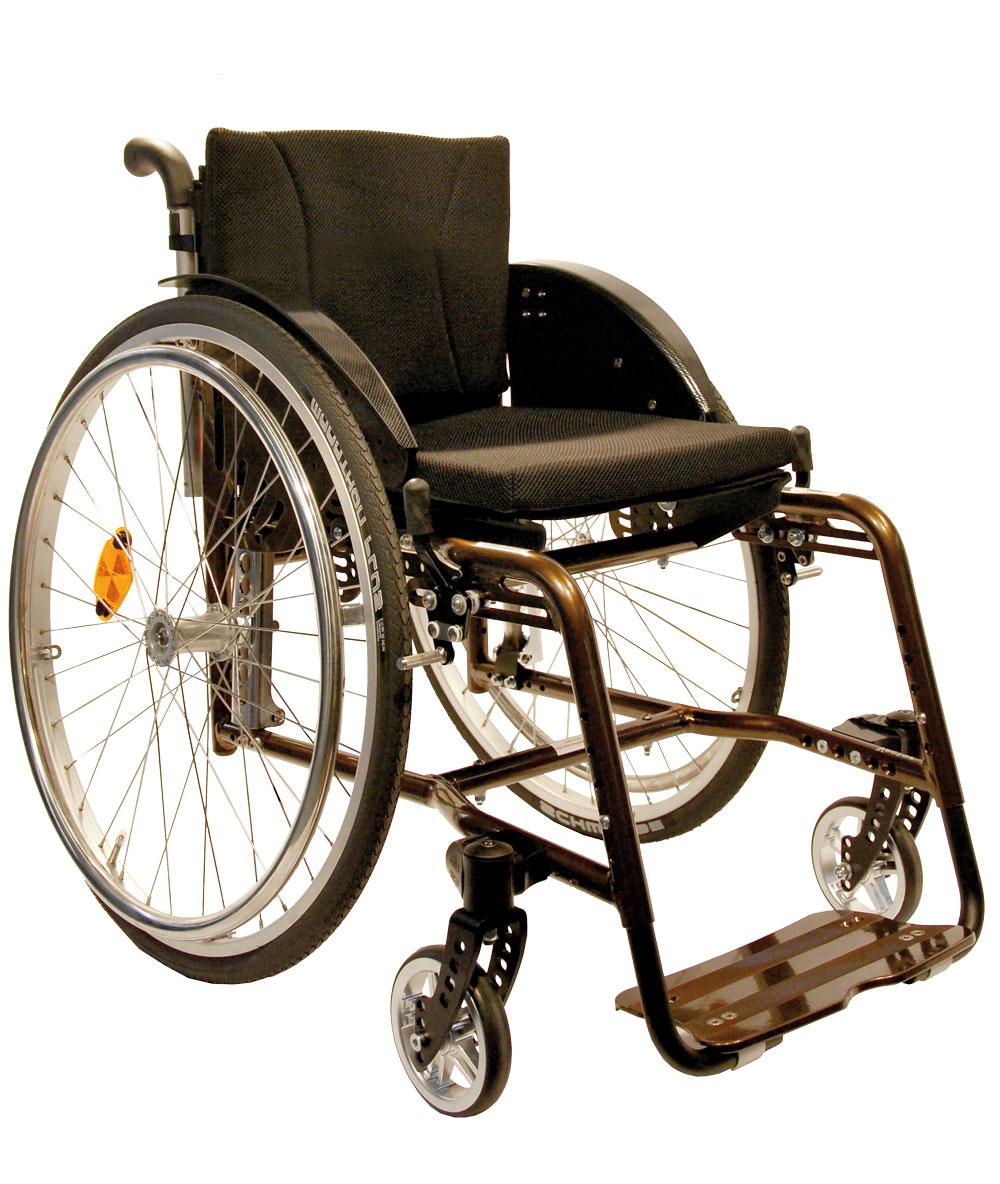 Rigid Frame Wheelchairs