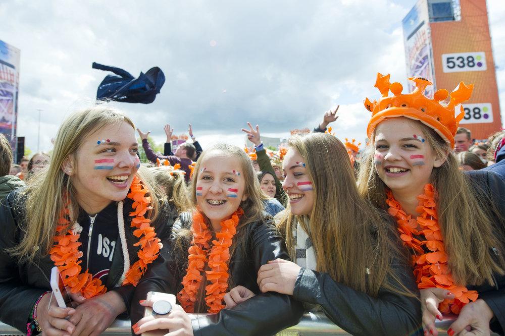 538 Koningsdag Breda op het Chasseveld