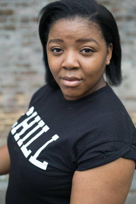 Urielle Klein-Mekongo is currently studying BA Acting and Contemporary Theatre at East 15 Drama School. Urielle is an actress, writer, singer songwriter and designer.