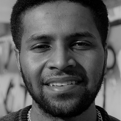 Tyrell Williams A writer and director. He also writes fiction and poetry and studied Creative Writing and Journalism at Middlesex University